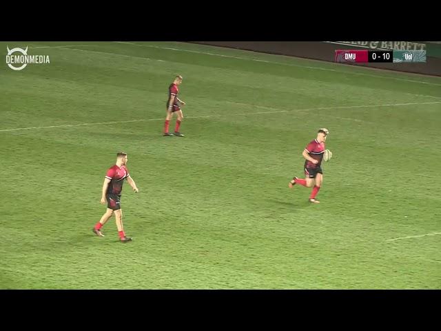 DMU vs UOL Men's 1st Rugby Varsity