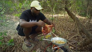 Download Leon Gumede Comedy - cooking in the wild gone wrong - LEON GUMEDE