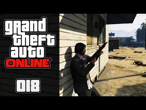 GTA ONLINE [HD+] #018 - Wellen-Gang mit ÜBERLÄNGE ★ Let's Play GTA Online