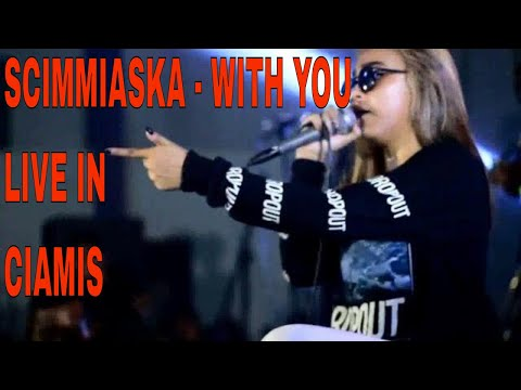 ScimmiaskA - With You [Live At UNIGAL Ciamis]