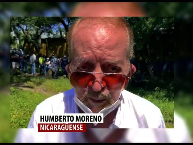 Vacuna para ciudadanos de nicaragua