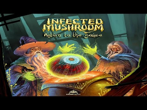 Infected Mushroom  Return to the Sauce Full Album ᴴᴰ