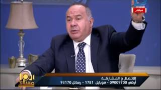 """شاهد.. رئيس """"مواطنون ضد الغلاء"""": """"مصر تستورد كل شئ حتى علب الكبريت"""""""