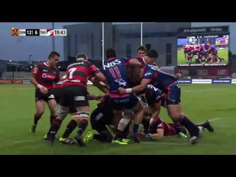 HIGHLIGHTS: Canterbury v Tasman (Premiership Final)