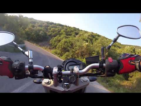 Yamaha FZ6 Riding Pleasure