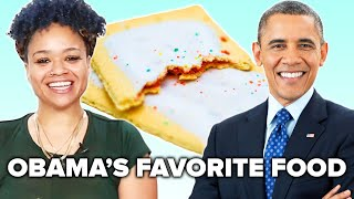 We Recreate President Obama's Favorite Dessert: Homemade Pop Tarts