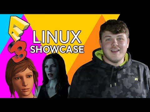 LINUX GAMES @ E3 2017