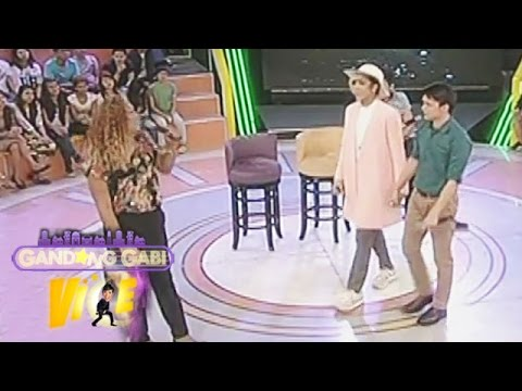 Negi acts with Vice & Patrick in GGV