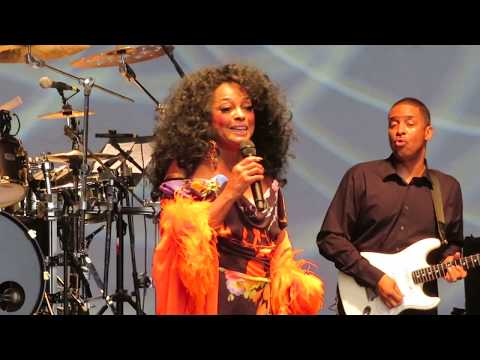 2017 DIANA ROSS LIVE @ THE FOELLINGER THEATRE
