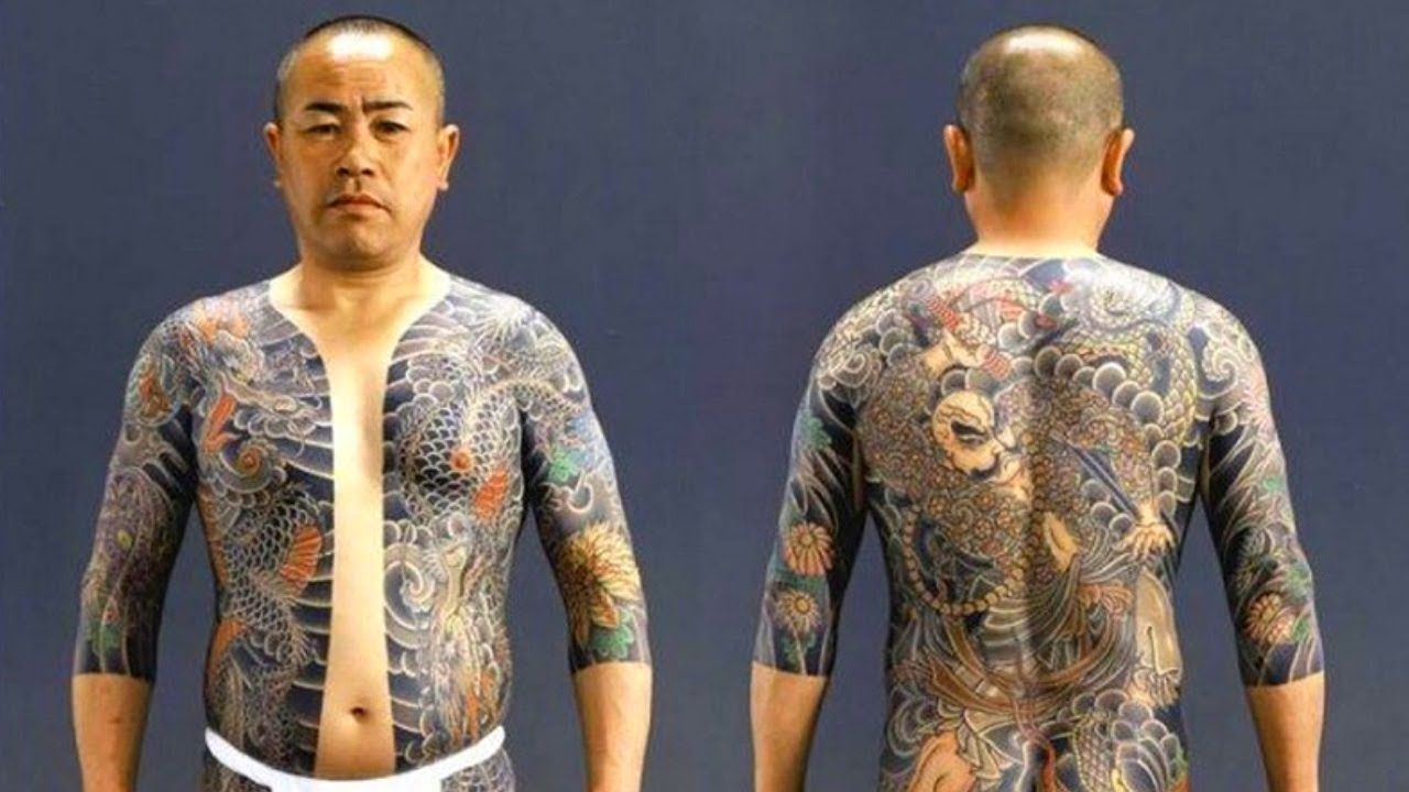5e7a52917f All you need to know about Japanese Tattoos - YouTube
