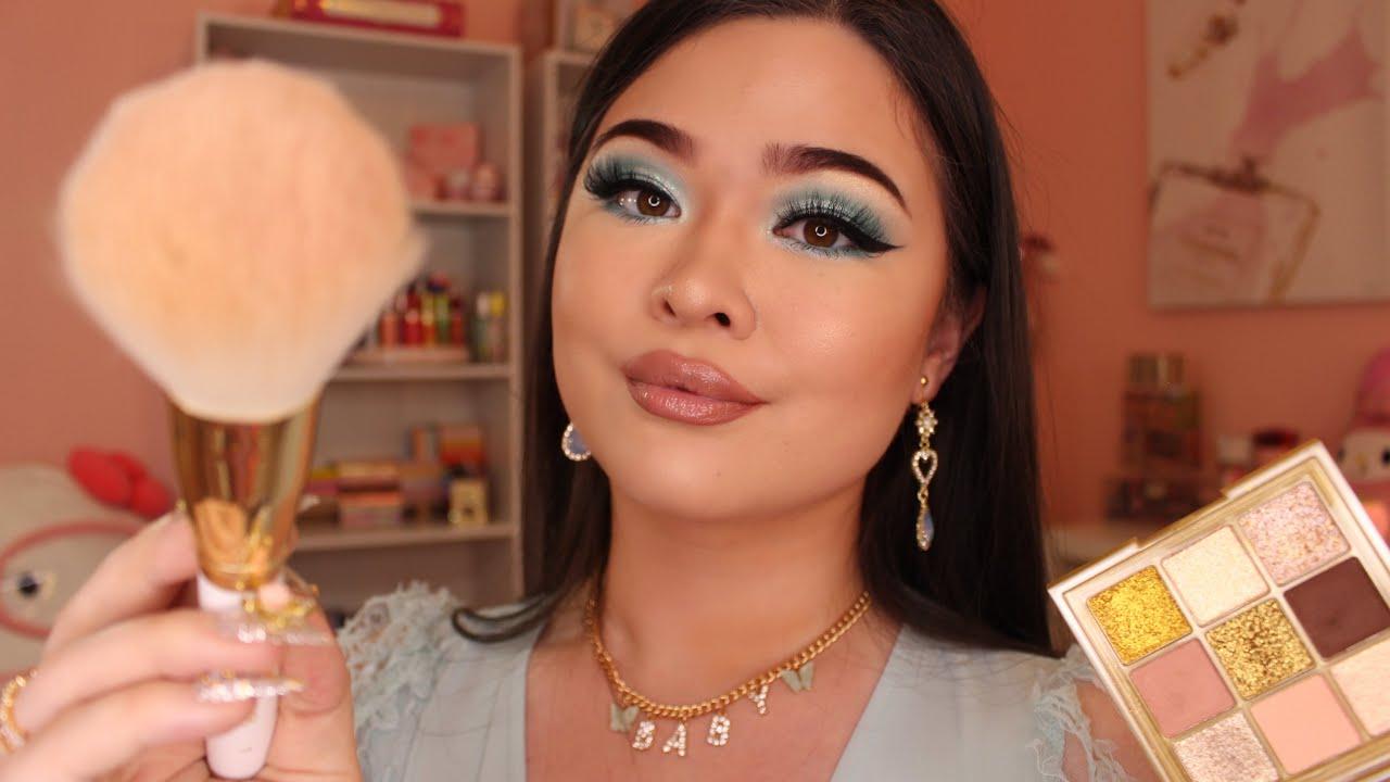 ASMR Rude Makeup Artist Does Your Prom Makeup 💙
