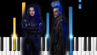 Descendants 3 - Do What You Gotta Do - Piano Tutorial
