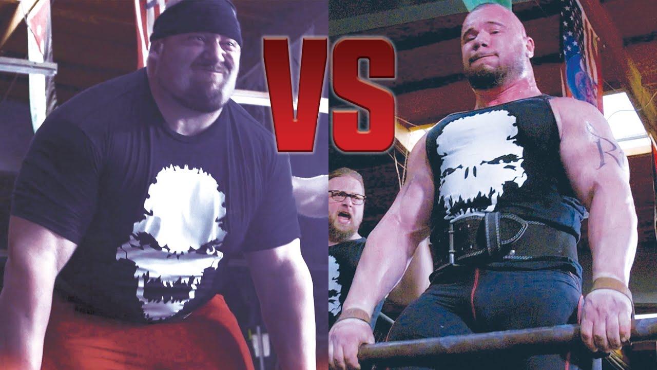 Download Strength Wars: The Movie - CLIP | Blaine Sumner Vs Leonidas