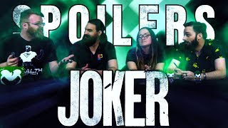 Joker (2019) - REVIEW and DISCUSSION [Spoilers!]