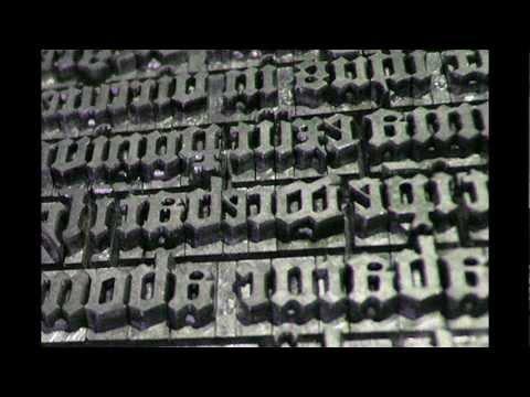 MTH Episode 1 - The Gutenberg Bible