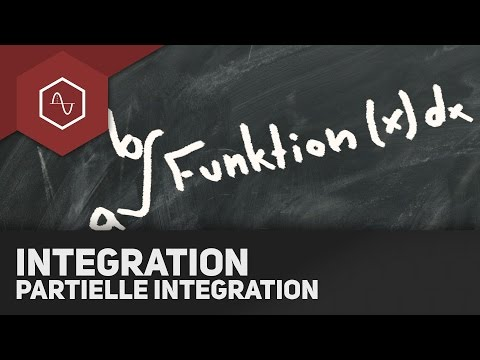 Partielle Integration (Herleitung & Beispiel)