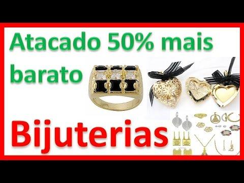 Compra de bijuterias por atacado