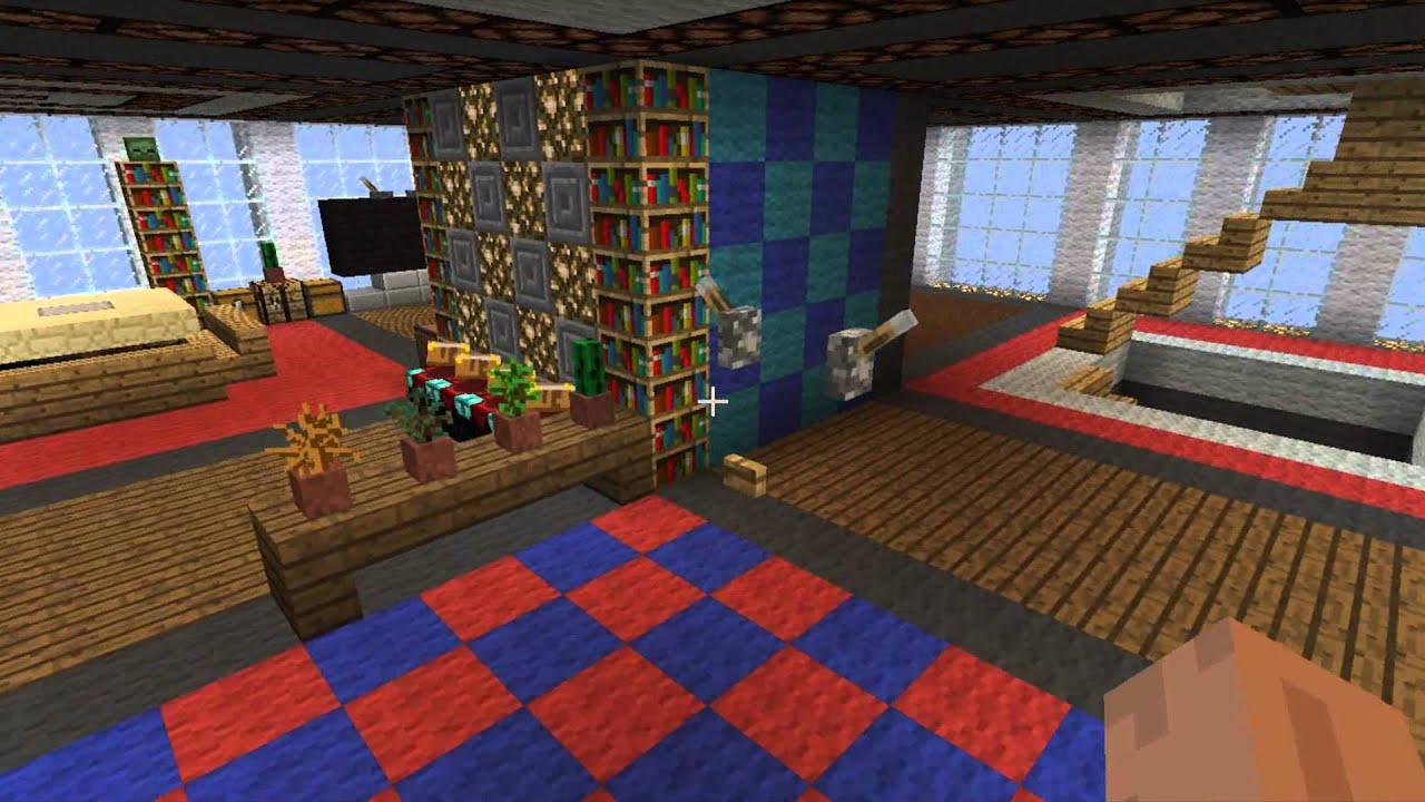 Minecraft Lets Show Moderne Hochhäuser YouTube - Minecraft hochhauser
