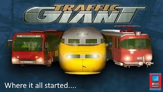 Traffic Giant Gold Editon - Where it all started