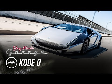 KODE 0 - Jay Leno's Garage