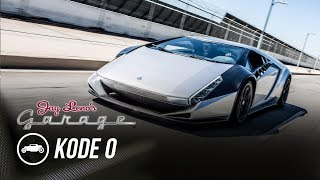 One of Jay Leno's Garage's most viewed videos: KODE 0 - Jay Leno's Garage