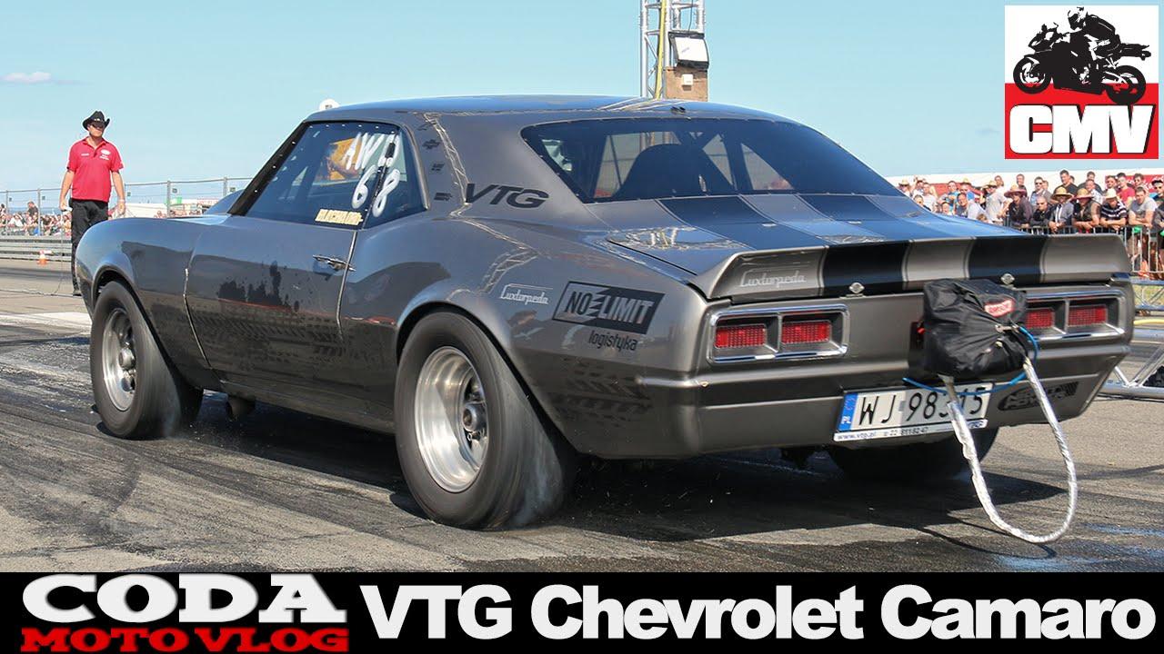 Vtg Chevrolet Camaro 4x4 Marcin Blauth Quot Blacha Quot Kog