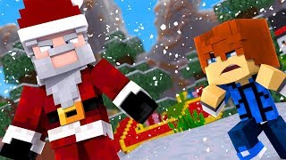 Minecraft Daycare -  RYAN VS SANTA !? (Minecraft Roleplay)