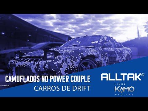 ALLTAK TUNING KAMO - CARROS DE DRIFT PARA O POWER COUPLE BRASIL