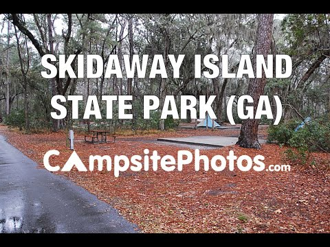 Skidaway Island State Park, Georgia