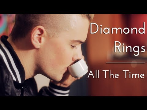 Diamond Rings: All The Time (Acoustic Performance)