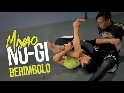 No-gi Berimbolo by Paulo Miyao #01