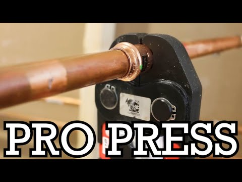How to ProPress Copper Pipes (Pros & Cons) | GOT2LEARN