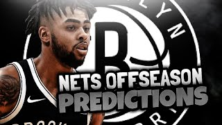 PREDICTING THE NETS 2018 OFFSEASON REBUILD! NBA 2K18 MY LEAGUE!
