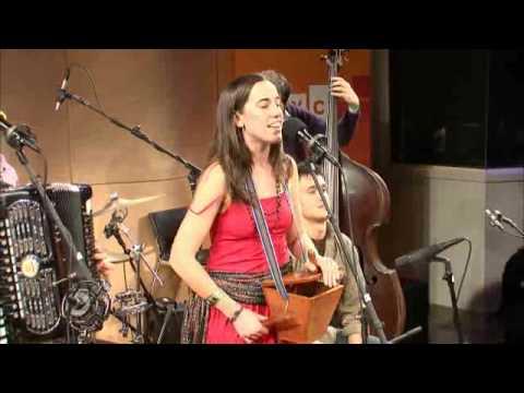 Jean Rohe Band at WNYC's Greene Space