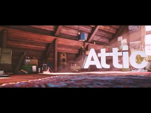 Attic / UE4 Personal Work