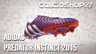 Review: Scarpe Calcio adidas Predator Instinct 2015