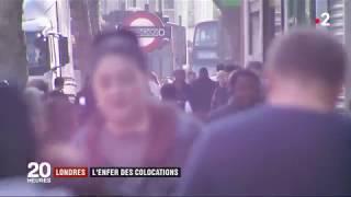 Londres : l'enfer des colocations