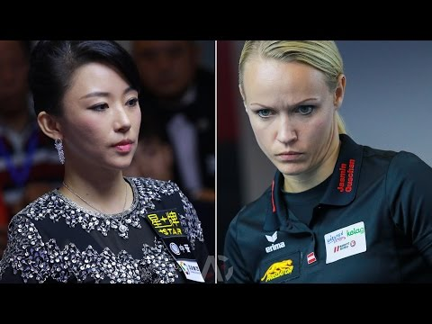 2015 Women 9-Ball WC - Jasmin Ouschan vs Pan Xiaoting 潘曉婷