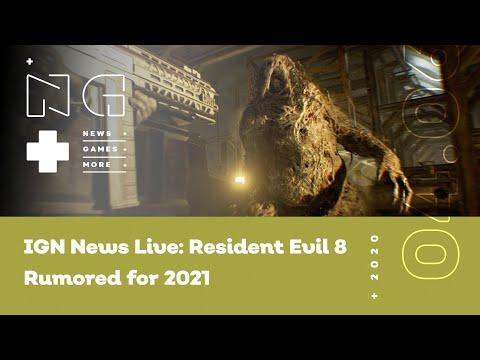 IGN News Live: Resident Evil 8 Rumored For 2021 - 04/06/2020