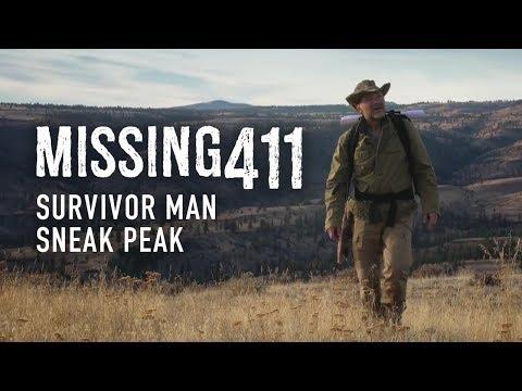 Missing 411- Survivor Man Sneak Peek (2017) Unexplained Disappearances Documentary