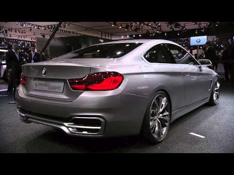 Interview with Karim Habib, BMW Head of Design - BMW 4 Series Coupe