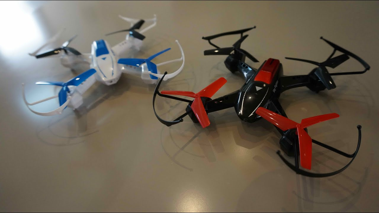 Sky Fighter Mini Indoor Battle Drones Quadcopters