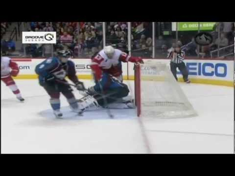 Wings @ Avs 4/5/13 (Game Highlights - Avs Feed)