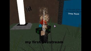 playing infinity rpg on roblox!!