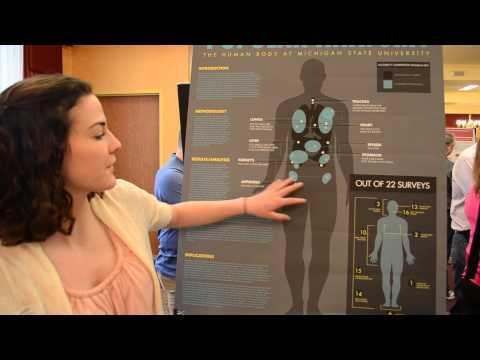 """Popular"" Anatomy: The Human Body at MSU - UURAF 2013"