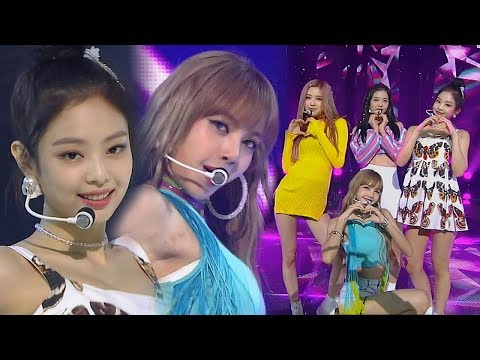 《ADORABLE》 BLACKPINK(블랙핑크) - FOREVER YOUNG @인기가요 Inkigayo 20180805