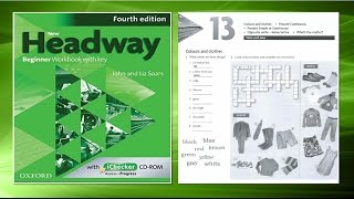 New Headway Beginner Exercise Book 4th -Unit :13