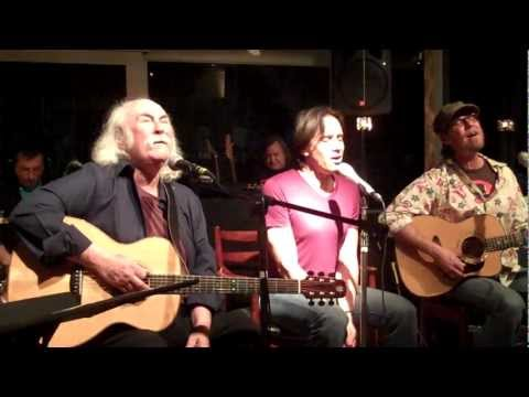 David Crosby + Venice  Private Show 12/9/11