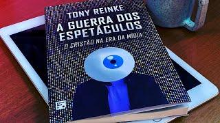 A GUERRA DOS ESPETÁCULOS (Sermão baseado no livro)
