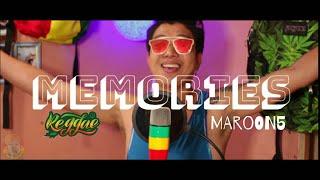Download Lagu MEMORIES - Maroon 5 Reggae Cover mp3